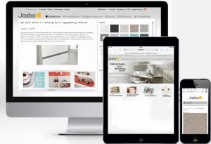 Magento liefert für jasba.de die Technik für alle - auch mobile - Endgeräte