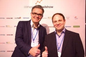 Conversion Roadshow Andrej Radonic und David Odenthal