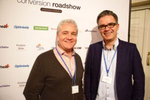 Conversion Roadshow Peter Zander und Andrej Radonic